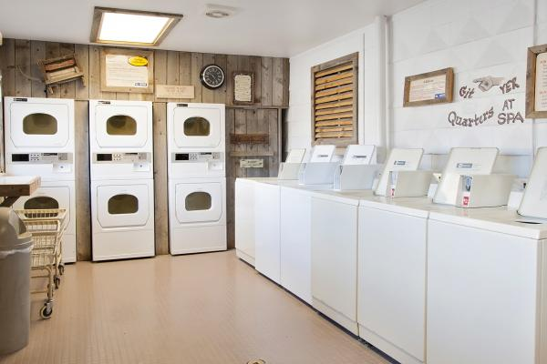 Big Clean Laundry Room